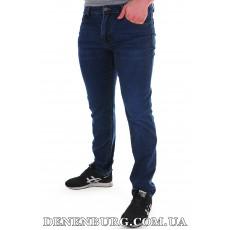 Джинсы мужские SUPER HELM 21-SC-8110 тёмно-синие