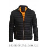 Куртка мужская демисезонная DISTRIC 21-22908 чёрная