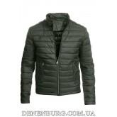 Куртка мужская демисезонная DISTRIC 21-22908 хаки