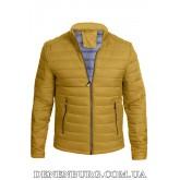 Куртка мужская демисезонная DISTRIC 21-22908 горчичная