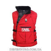 Жилет мужской KARL LAGERFELD 21-651 красный